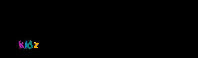 Scandgate kidz Logo Svart